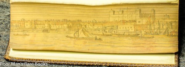 Image for Poetical Works Of James Thomson, James Beattie, Gilbert West, And John Bampfylde [ Fore Edge Painting]