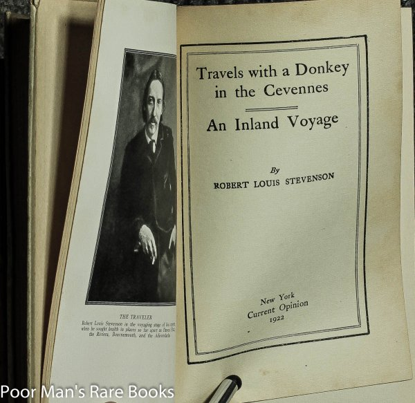 Image for 9 Volumes Of Robert Louis Stevenson
