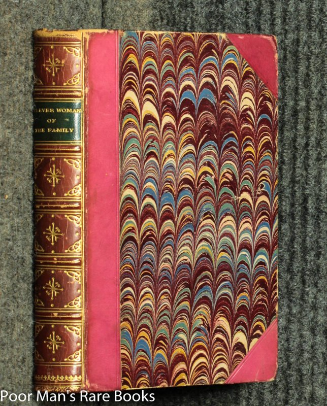 Image for The Clever Woman Of The Family. [1871 Fine Binding]