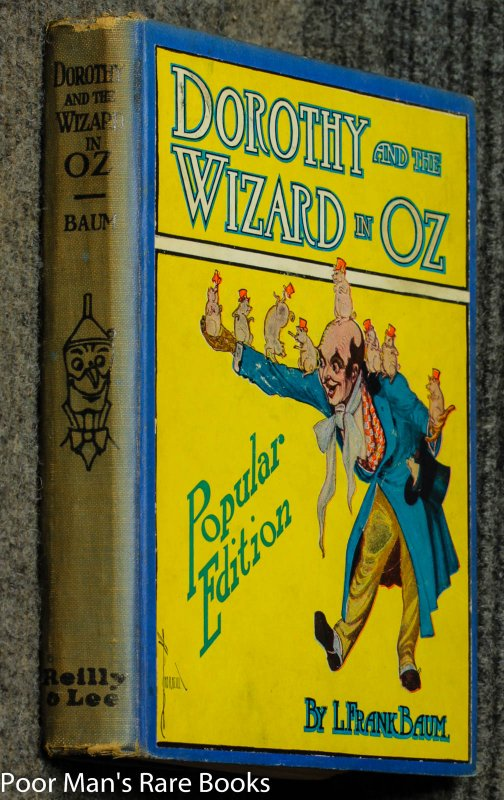 Image for Dorothy And The Wizard Of Oz [ Popular Edition]