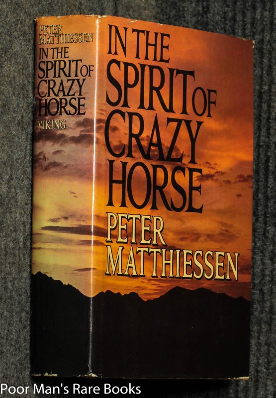 Image for In The Spirit Of Crazy Horse [review Copy]