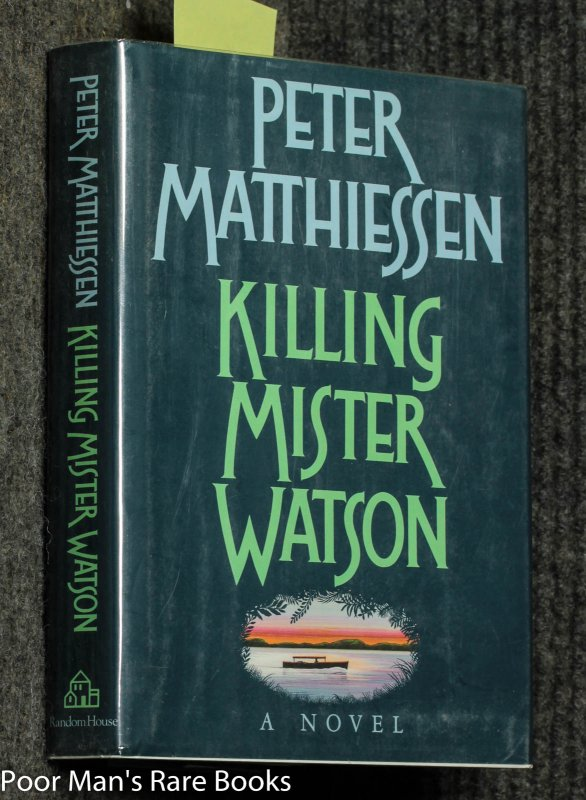 Image for Killing Mister Watson {signed]