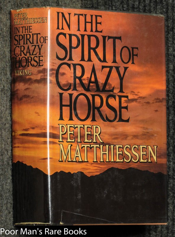 Image for In The Spirit Of Crazy Horse [signed]