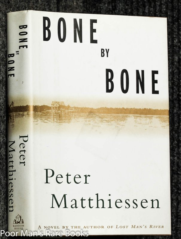 Image for Bone By Bone: A Novel, [signed ]
