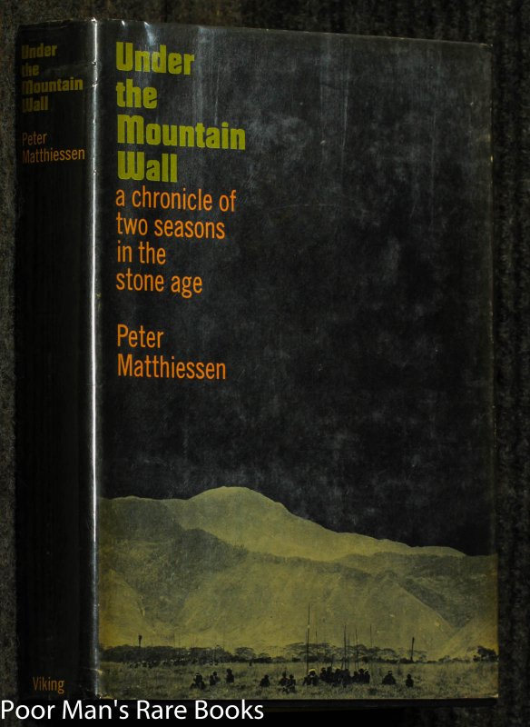 Image for Under The Mountain Wall (a Chronicle Of Two Seasons In The Stone Age) [signed ]