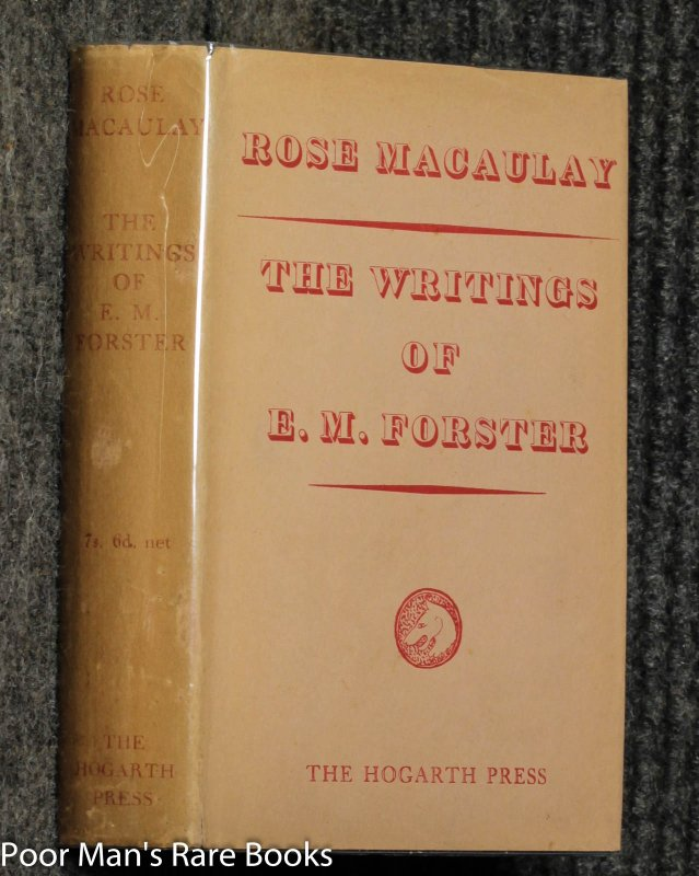 Image for The Writings Of E. M. Forster