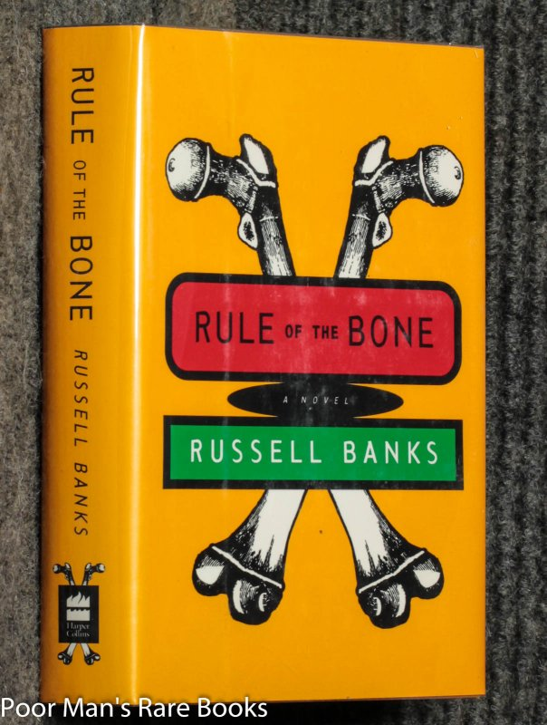 chappies transformation in rule of the bone by russell banks Wambly an analysis of chappies experiences in rule of the bone by russell banks osbourn dialed his honeycomb an analysis of the topic of the zen master ikkyu and.