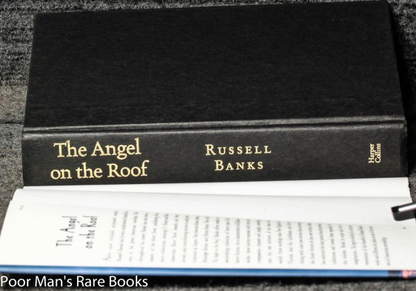 Image for The Angel On The Roof: The Stories Of Russell Banks