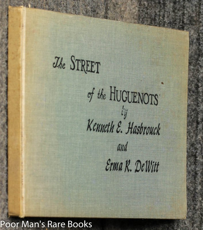 Image for The Street Of The Huguenots