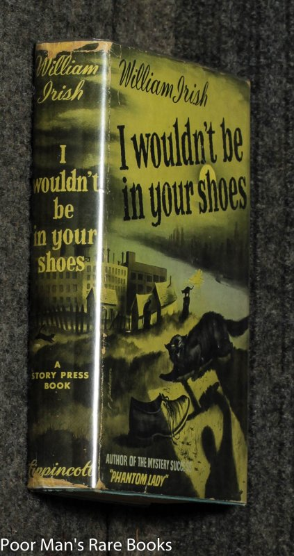 Image for I Wouldn't Be In Your Shoes
