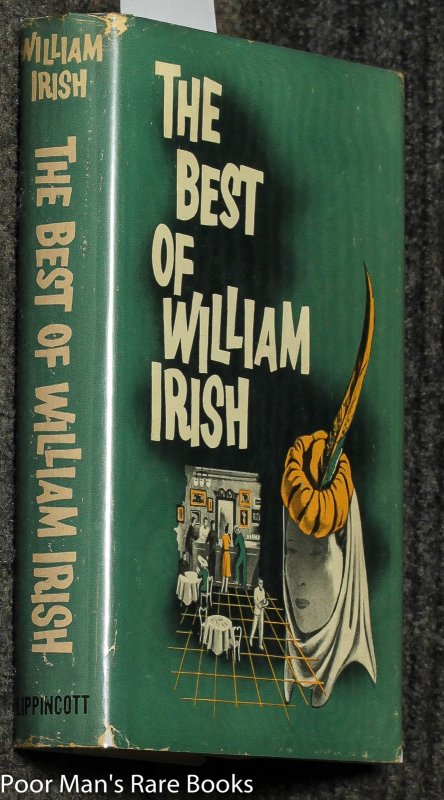 Image for The Best Of William Irish (1st Edition)