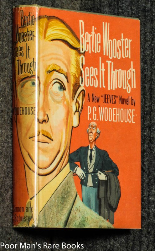Image for Bertie Wooster Sees It Through