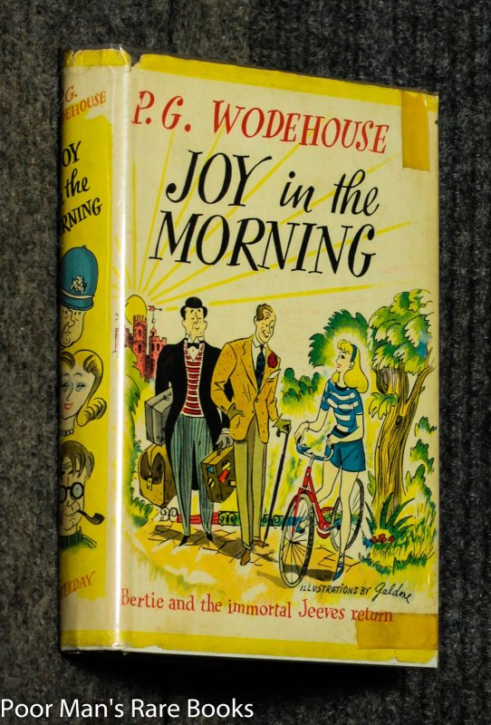 Image for Joy In The Morning