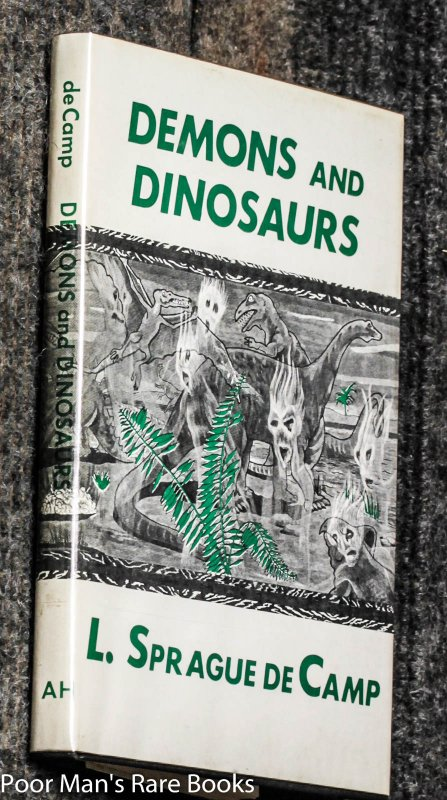 Image for Demons And Dinosaurs [ Signed Ltd 500]
