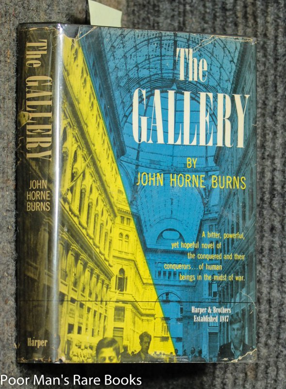 Image for The Gallery [1st, Dj, Signed, Inscribed By Author]