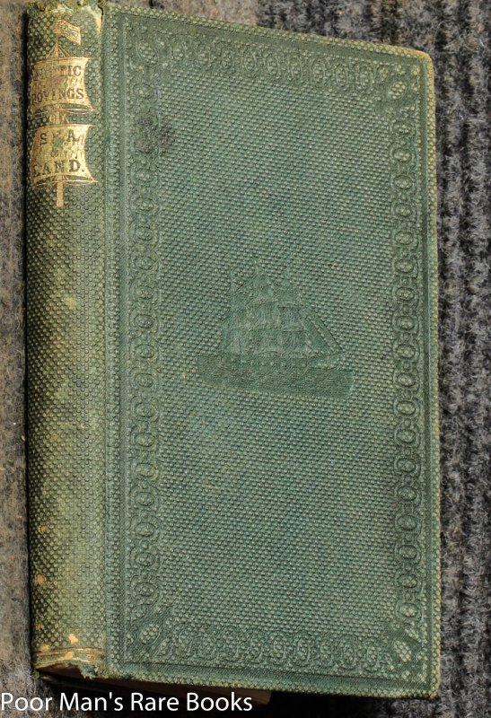Image for Arctic Rovings: Or, The Adventures Of A New Bedford Boy On Sea And Land 1861