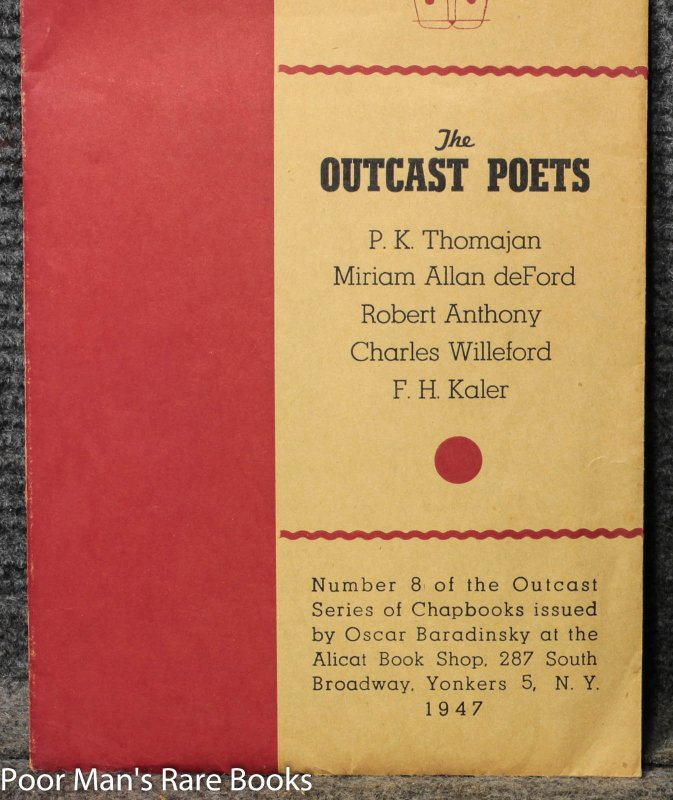 Image for The Outcast Poets