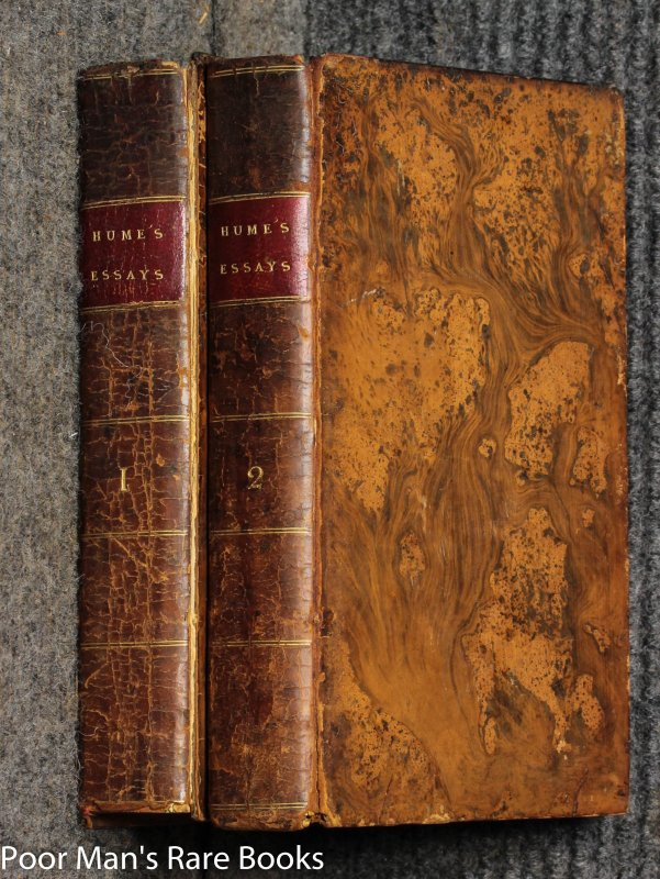Image for Essays And Treatises On Several Subjects [1809 Ct 2 Vols] Signed By Clement Biddle