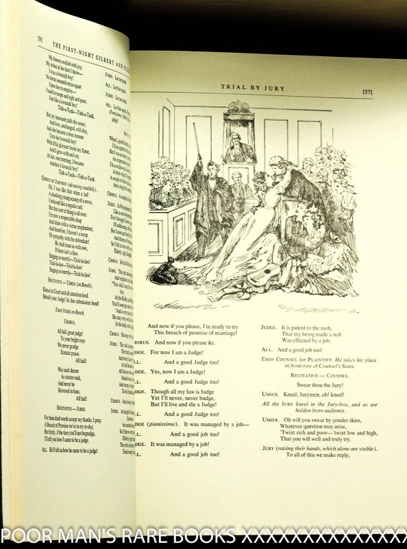 Image for The First Night: Gilbert And Sullivan Containing Complete Librettos