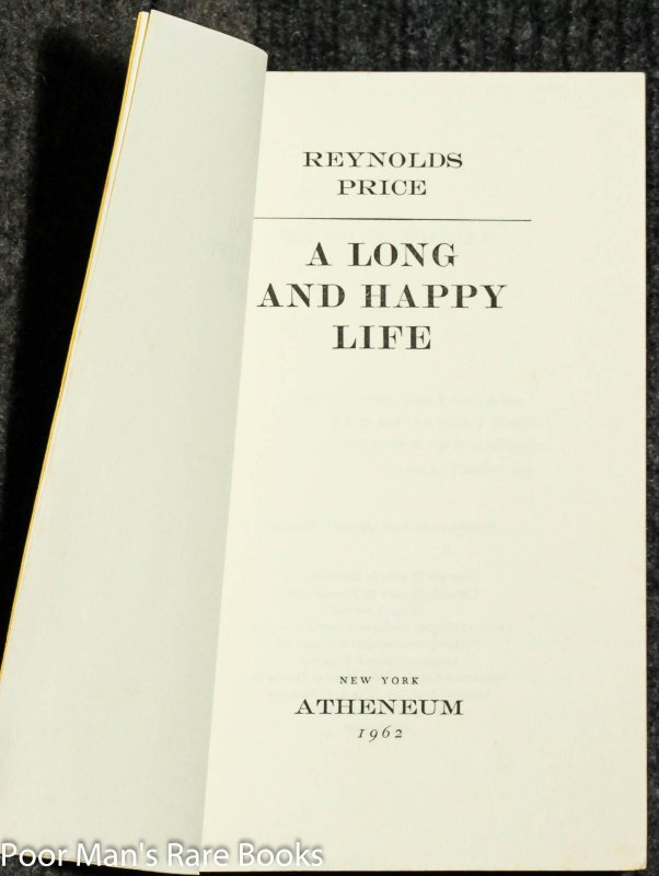 Image for A Long And Happy Life (advance Reading Copy)