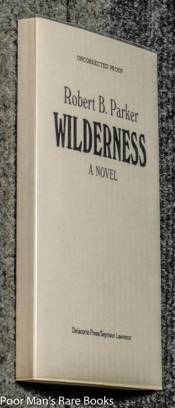 Image for Wilderness [signed Uncorrected Proof]