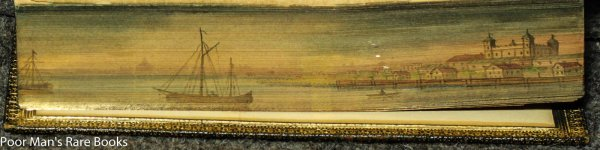 Image for Poems [ Fine Binding With Double Fore- Edge Painting Of River Scenes]