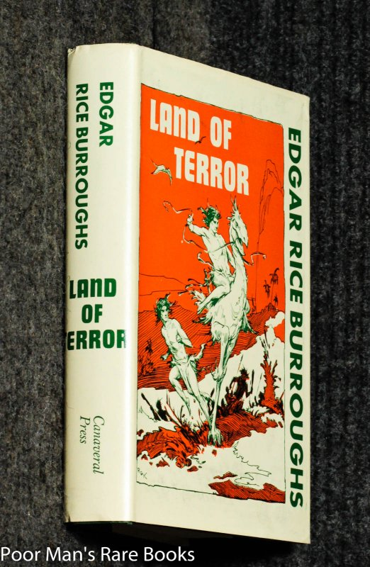Image for Land Of Terror [signed By Artist]