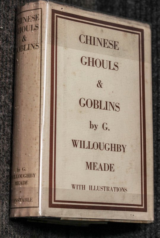 Image for Chinese Ghouls And Goblins
