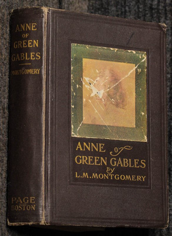 Image for Anne Of Green Gables [ Uncommon Brown Cloth 1st Impression, 1st Edition]