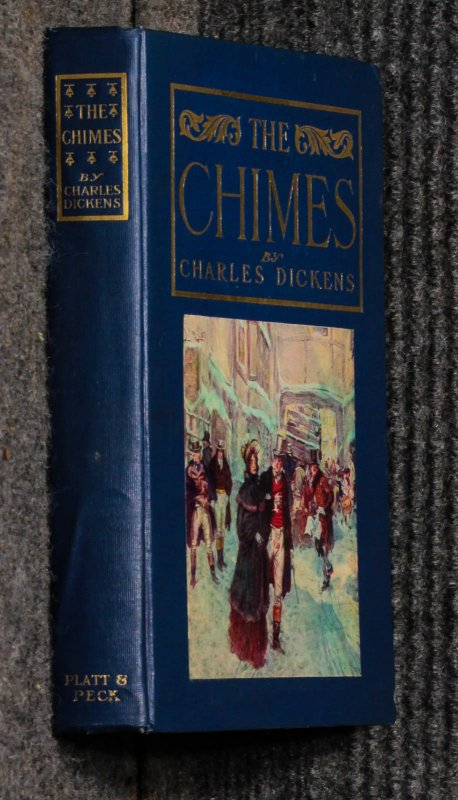 Image for Chimes, The As Written In Christmas Stories By Charles Dickens