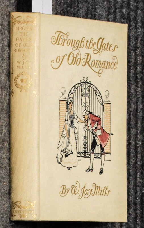 Image for Through The Gates Of Old Romance