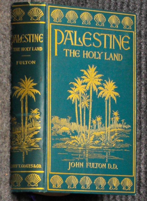 Image for Palestine: The Holy Land