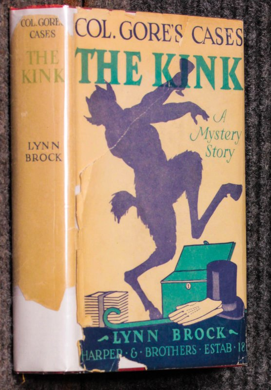 Image for The Kink A Mystery Story, Col Gore's Cases