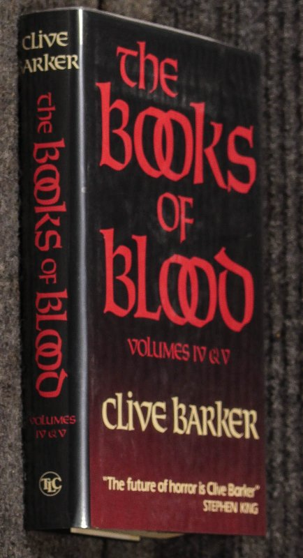 Image for Books Of Blood: Volumes IV & V