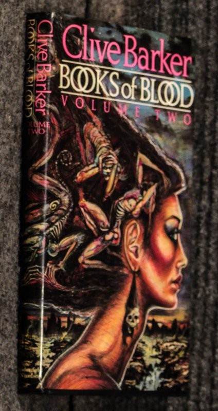 Image for Books Of Blood Volume Two [signed]