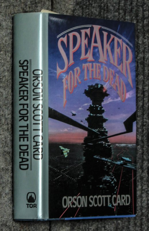 Image for Speaker For The Dead [signed And Dedicated]