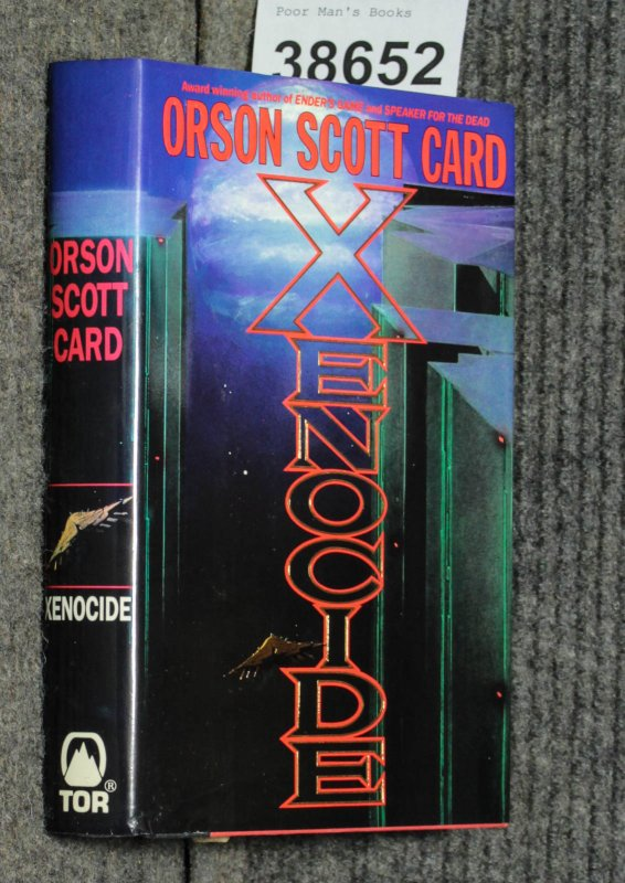 Image for Xenocide (signed)