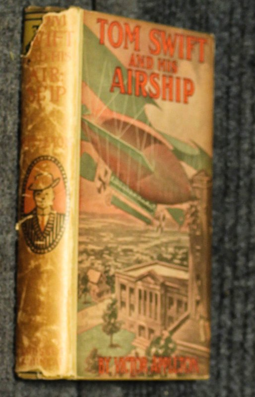 Image for Tom Swift And His Airship