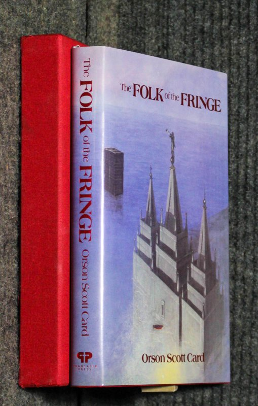 Image for Folk Of The Fringe [signed, Limited, Slipcased]