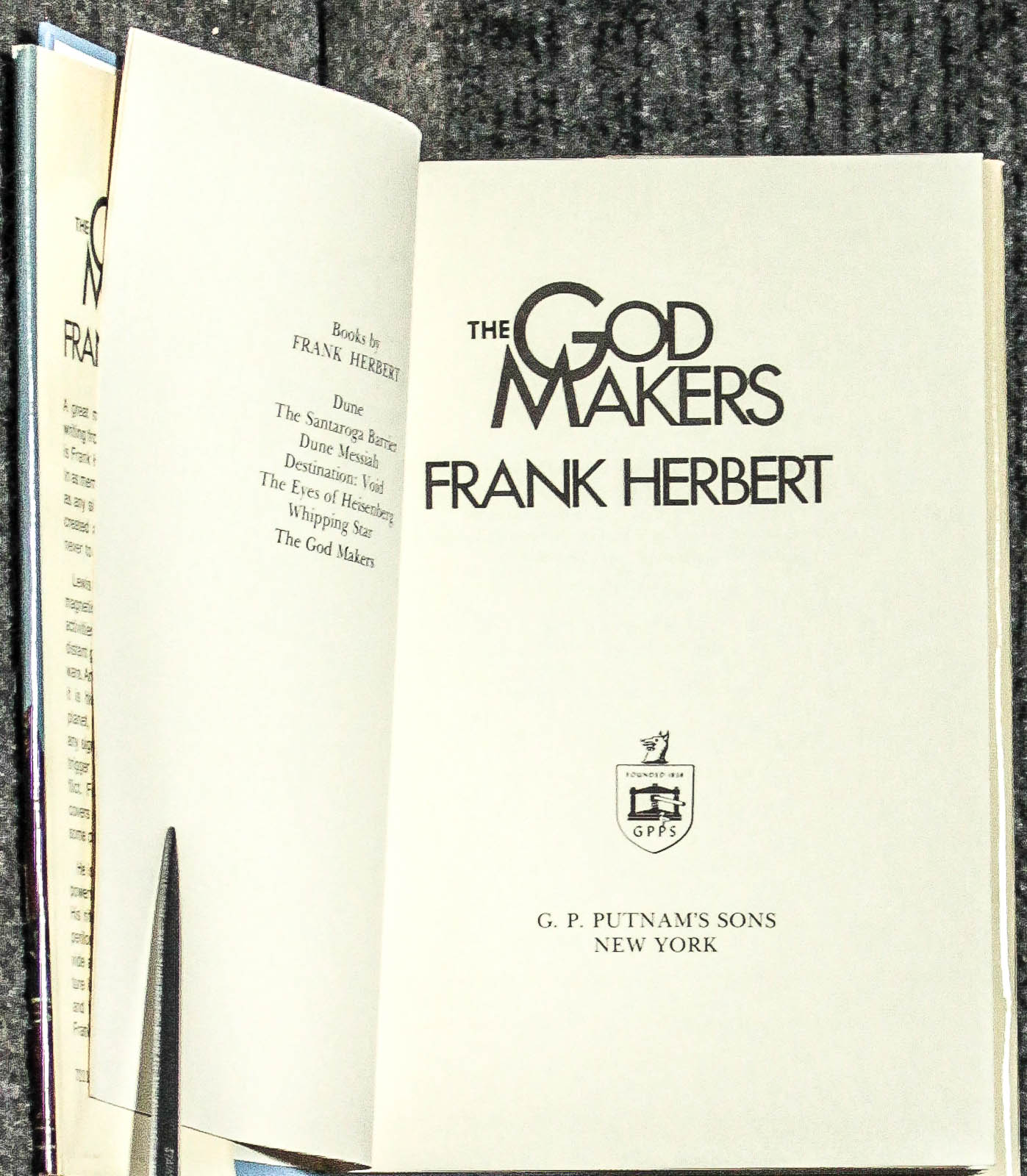 Image for The God Makers