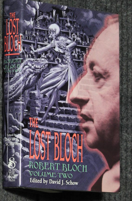 Image for Hell On Earth: The Lost Bloch, Volume II [signed]