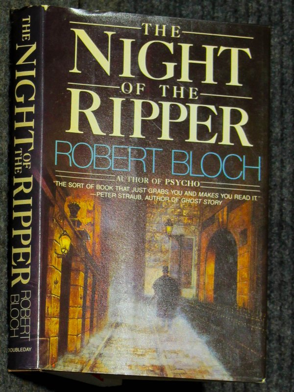 Image for Night Of The Ripper [ ARC]
