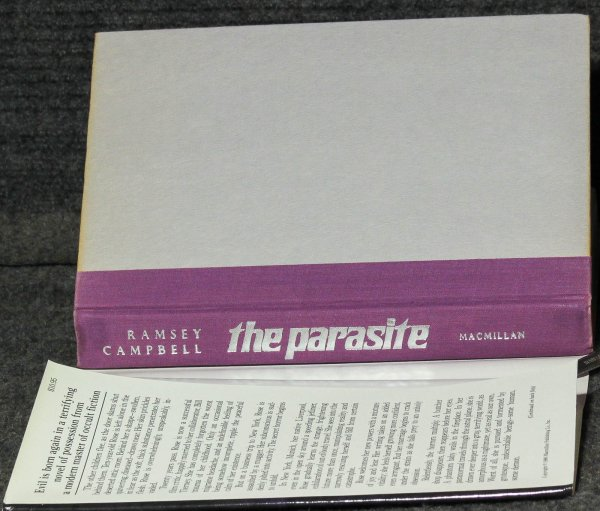 Image for The Parasite [review Copy With Two Dif Review Letters And Photo 5x7]
