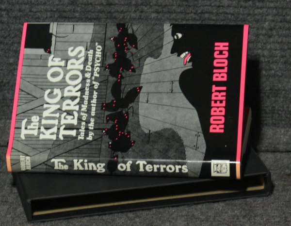 Image for The King Of Terrors: Tales Of Madness And Death [ Antecedent Of Psycho]