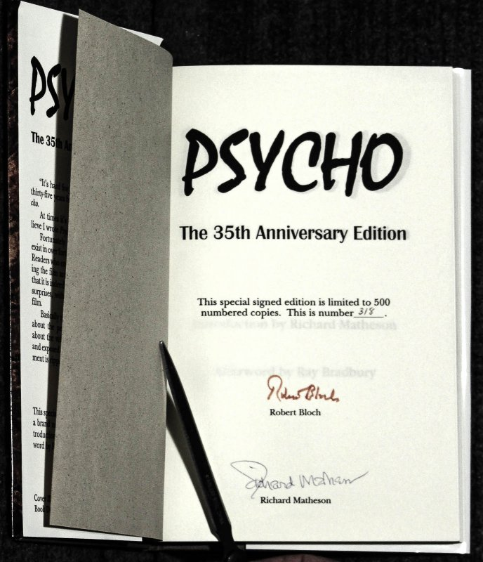 Image for Psycho, 35th Anniversary Edition