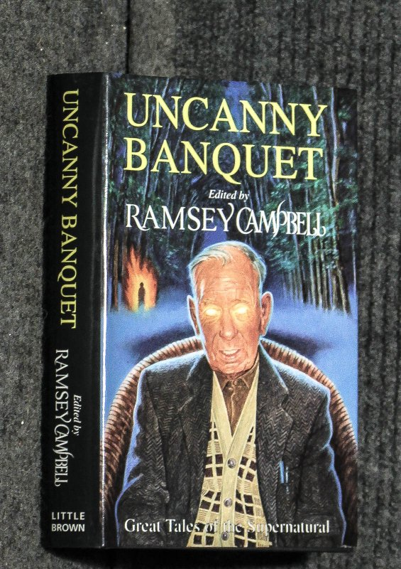 Uncanny Banquet. By: Campbell, Ramsey ...