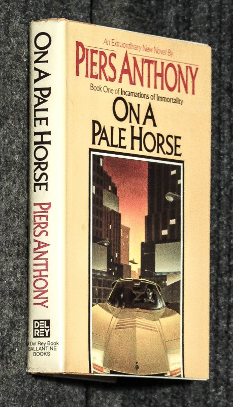 Image for On A Pale Horse [ Signed]