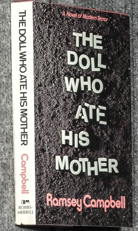 Image for The Doll Who Ate His Mother: A Novel Of Modern Terror [arc]
