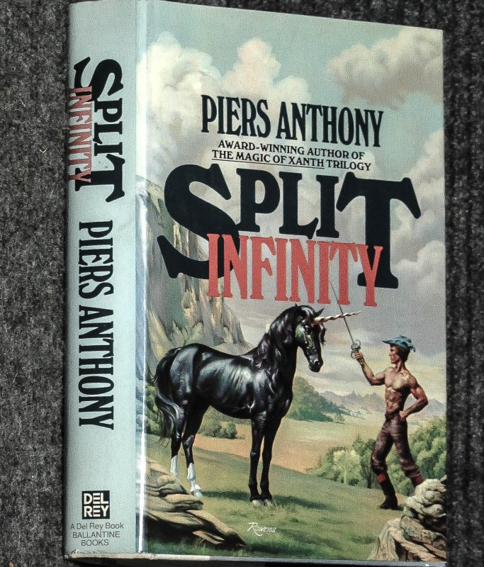 Image for Split Infinity [1980]