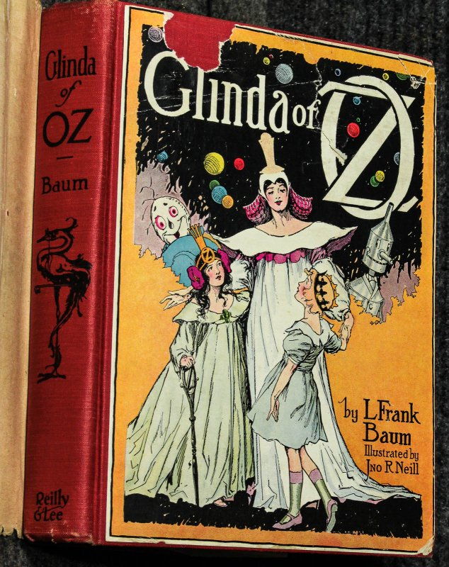 Image for Glinda Of Oz